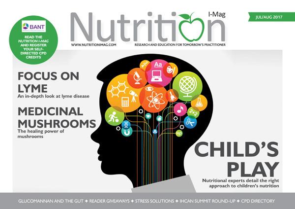 Nutrition I-Mag November December 2016