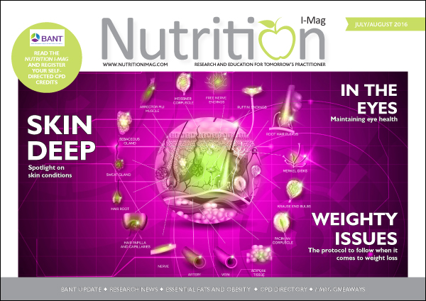 Nutrition I-Mag September October 2015
