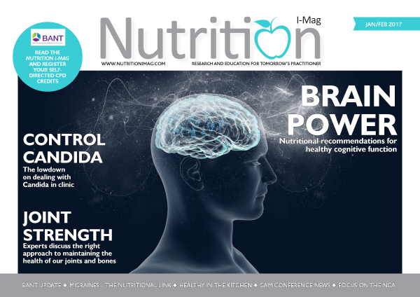 Nutrition I-Mag January February 2017