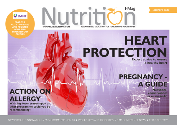 Nutrition I-Mag March April 2017
