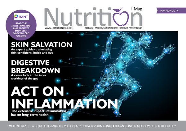 Nutrition I-Mag May June 2017