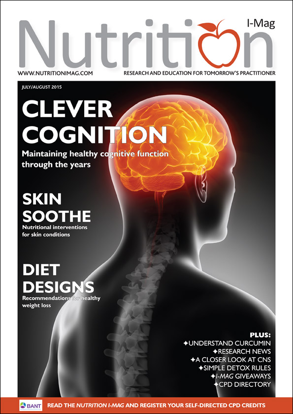 Nutrition I-Mag July August 2015