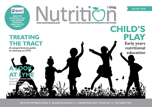 Nutrition I-Mag July August 2018