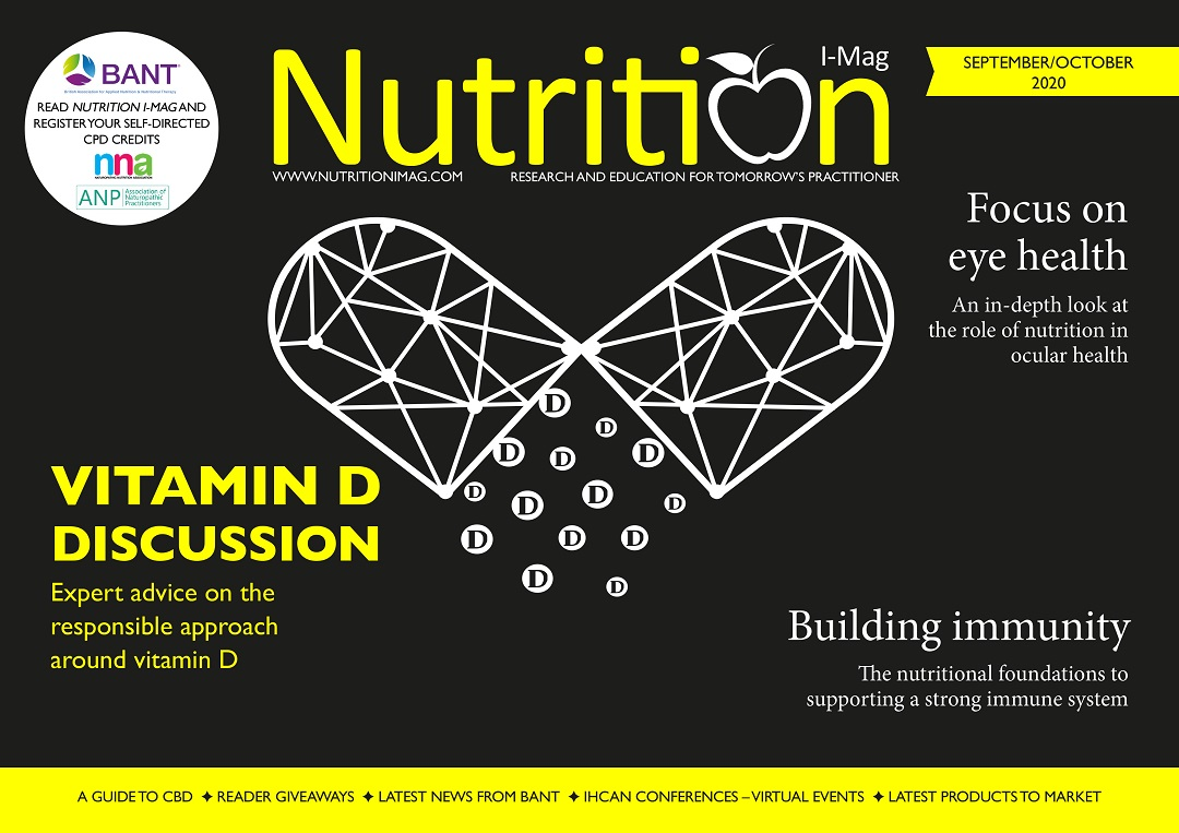 Nutrition I-Mag cover